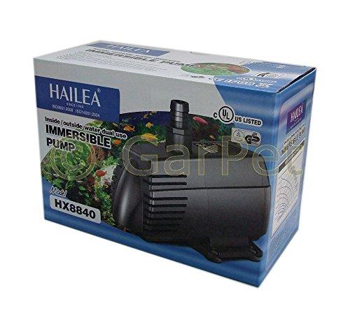 HAILEA HX 88 -Serie Aquarium Wasserpumpe Pumpe Förderpumpe Kreiselpumpe (HX-8840)