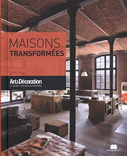 Maisons transformées (Poche Art & Décoration)