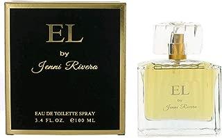 El FOR MEN by Jenni Rivera - 3.4 oz EDT Spray