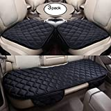 HONCENMAX Soft Car seat Cover Cushion Pad Mat Protector for Auto Supplies