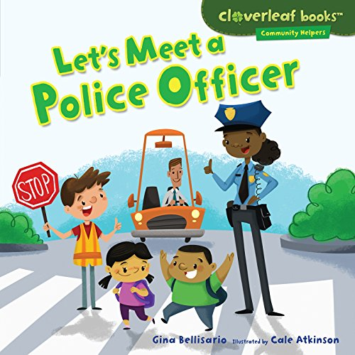 Let's Meet a Police Officer copertina
