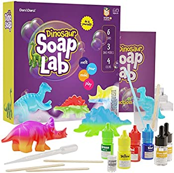 Dan & Darci Dinosaur Science Kits for Kids All Ages