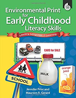 Environmental Print for Early Childhood Literacy (Classroom Resources)