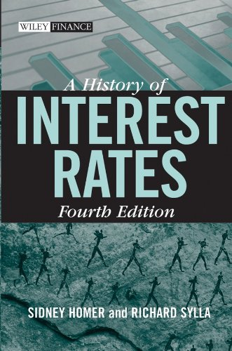 A History of Interest Rates (Wiley Finance Book 322)