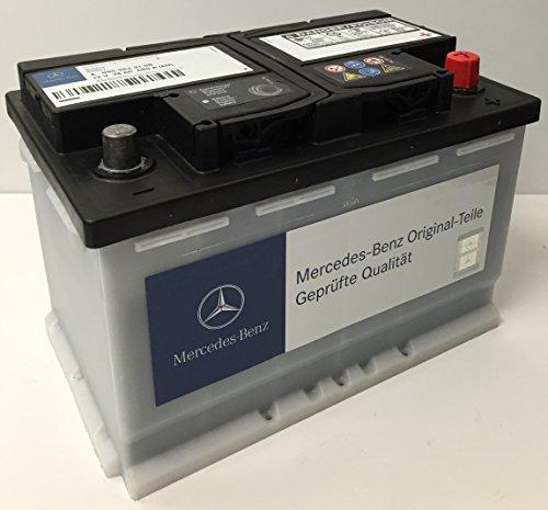 Recambios Originales Mercedes-Benz Batería BATERIA 12V 74ah 680A - A0009823108
