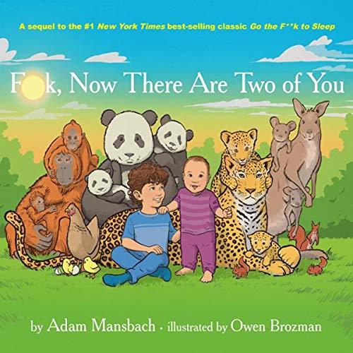 F--k, Now There Are Two of You audiobook cover art
