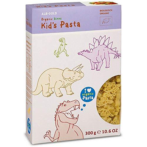 Alb-Gold Kids Pasta Dino 4x300g