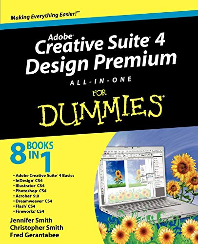 Adobe CS4 DesPre AIO FD (For Dummies)