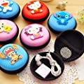 INFInxt Cute Multipurpose Coin Earphone Pouch for Kids…