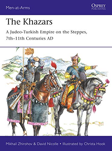 The Khazars: A Judeo-Turkish Empire on the Steppes, 7th-11th Centuries AD