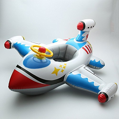 Micord Summer Fun Inflatable Baby FloatPool Float for KidsInflatable Boat Raft D