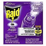 Best Flea Foggers - Raid Flea Flogger Plus Killer, Kills Fleas Review