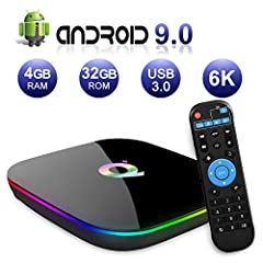 Android TV Box 9.0