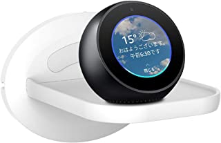 SPORTLINK 壁掛けホルダー Eco Spot/Dot3/Eco input/Sonos Play 1/Sonos One/Google Home Mini/Google Wifi/防犯カメラ/スマホなどに対応ホルダー マウント