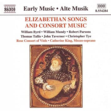 Elizabethan Songs and Consort Music
