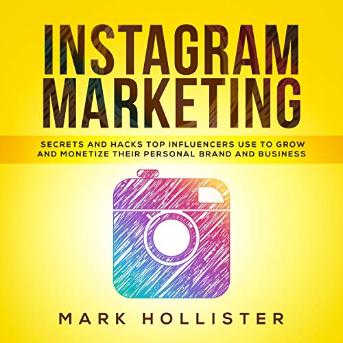 Instagram Marketing  By  cover art