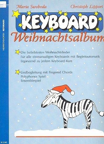 Heinrichshofen Verlag Keyboard Weihnachtsalbum - Weihnachtslieder Keyboard