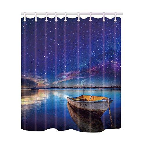 cortinas ducha estrellas