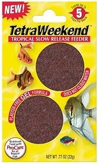 Tetra 77151 5 Day Gel Fish Feeder