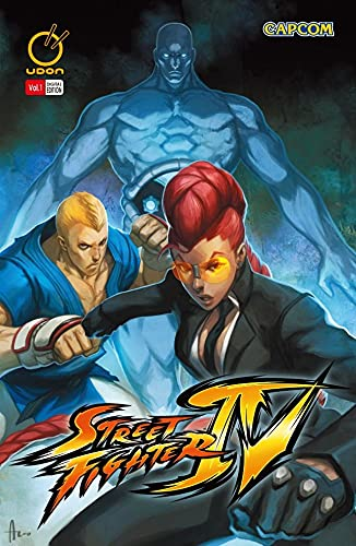 Street Fighter IV Vol. 1: Wages of Sin - Introduction (English Edition)