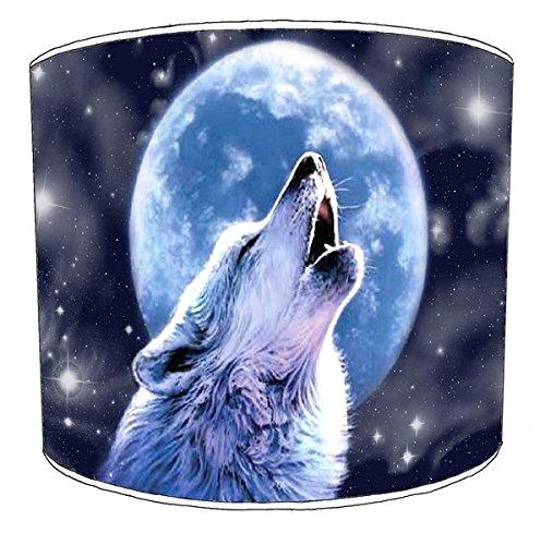 Premier Lighting Ltd 30cm Wolf Lampenschirm 22 Für eine Deckenleuchte