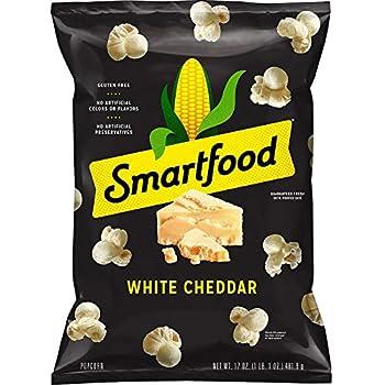 Smartfood White Cheddar Popcorn  17 oz  A1  pack of 6