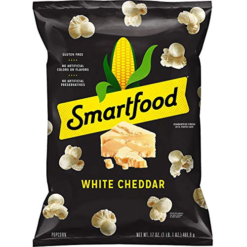 New Smartfood White Cheddar Popcorn (17 oz.) A1 (pack of 6)