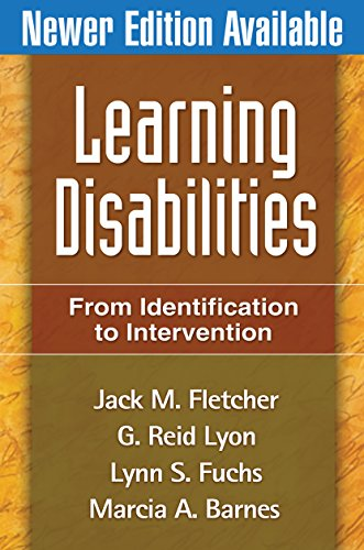 Learning Disabilities, First Edition: From Identification...