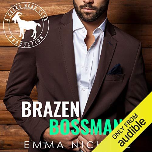 Brazen Bossman  By  cover art