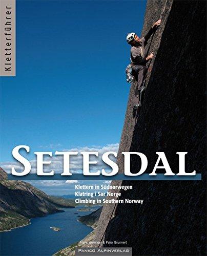 Setesdal: Klettern in Südnorwegen