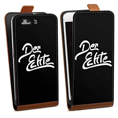 DeinDesign Tasche kompatibel mit Huawei P10 Flip Case Hülle ApoRed Merchandise Fanartikel Youtuber