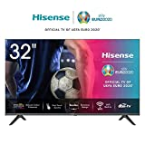 Hisense HD TV 2020 32AE5500F - Smart TV Resolución Full HD,...