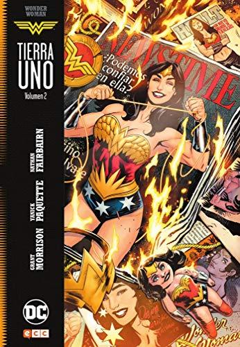 Wonder Woman: Tierra uno vol. 02