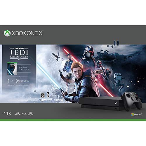 Xbox One X Star Wars ジェダイ:フォールン・オーダー™ デラックス エディション 同梱版「デス・スター破壊...