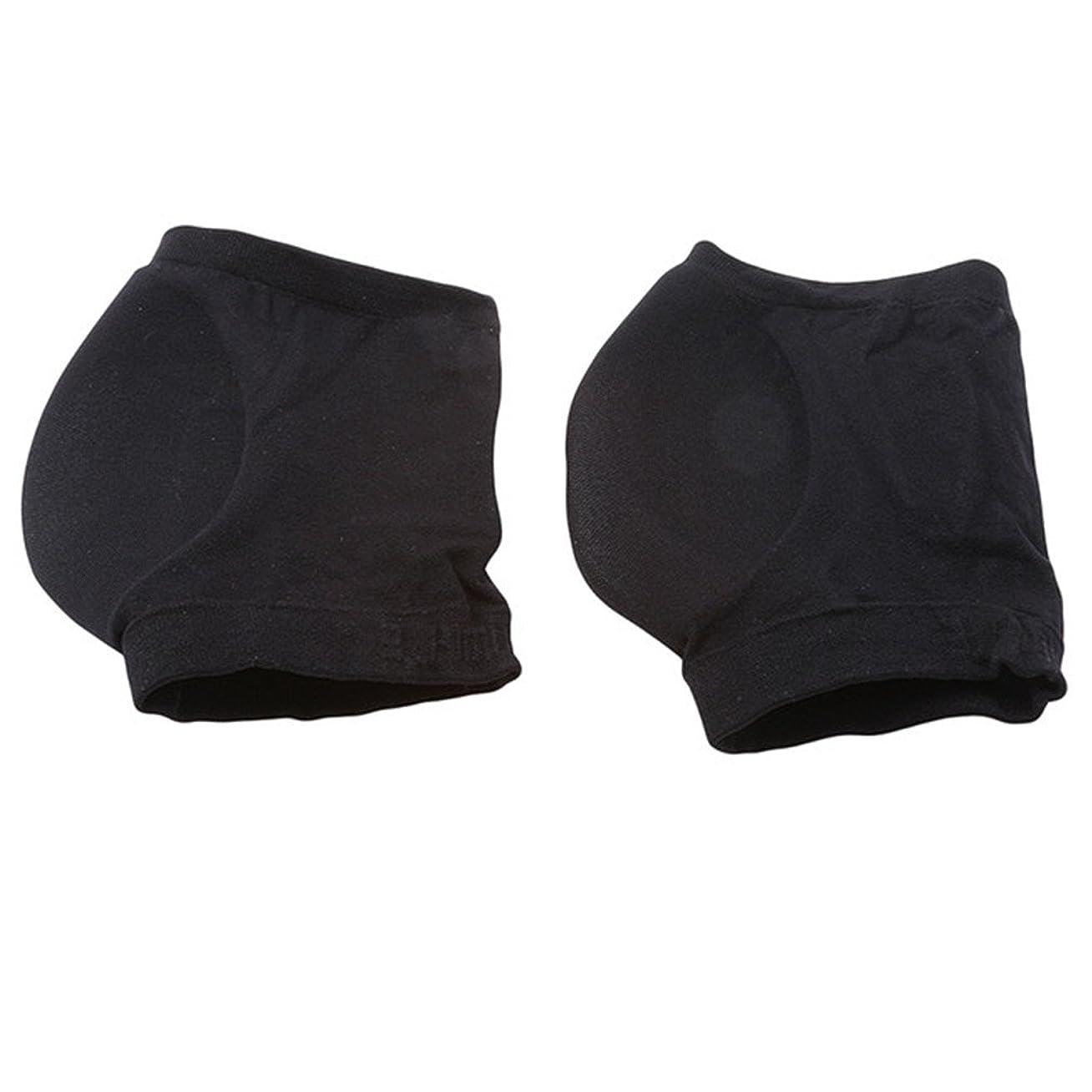 陰気神秘的な縮れたHKUN 靴下 ソックス かかとケア 角質ケア 保湿 角質除去 足首用 洗える メンズ レディース S-L