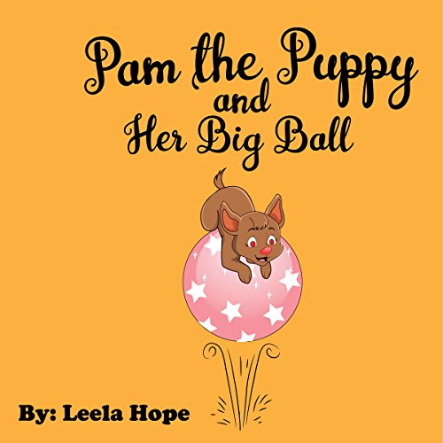 Pam the Puppy and Her Big Ball cover art