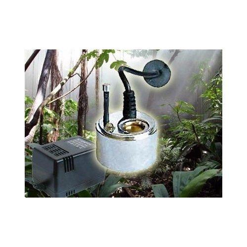 OCS.tec Terrariennebler Ultraschallvernebler Hygro Luftbefeuchter Plus Vernebler Foggy Terrarium TMT-31 MM1