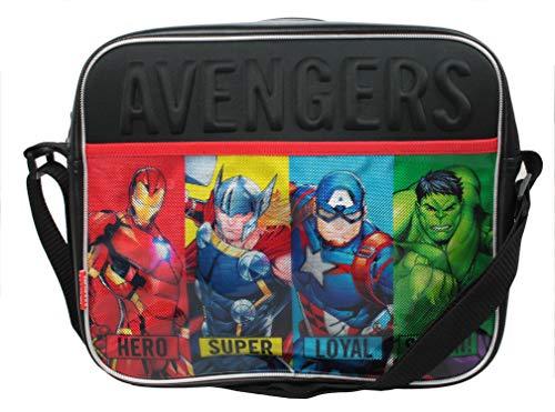 marvel avengers messenger bags Children's Marvel Avengers Tobin Messenger Bag