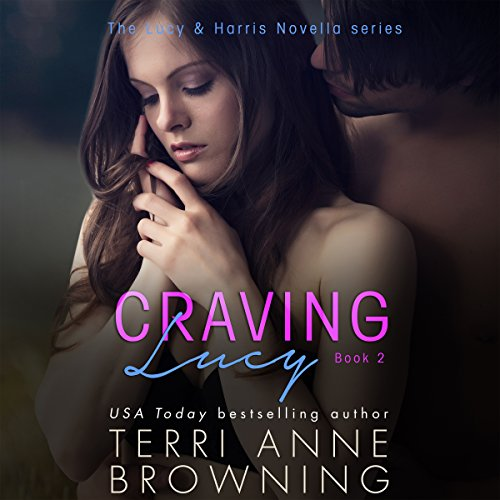 Craving Lucy audiobook cover art