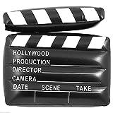 Hinchable badajo Tabla Película Director Hollywood articulo de fiesta decoración inflable