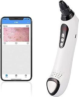 USB Oplaadbare Visual Blackhead Remover Facial Pores Black Head Cleaner Vacuum Zuig Pore Puist Puist Diepe Cleaner Huidver...