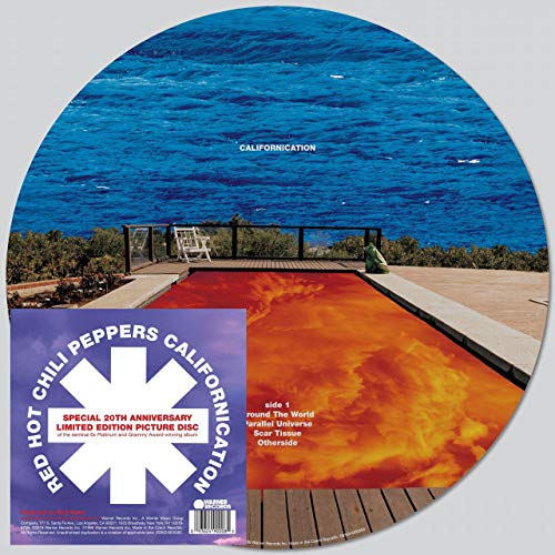 Californication - Picture Disc (2 LP-Vinilo)