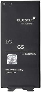 Blue Star Premium - Batería de Li-Ion litio 3000 mAh de Capacidad Carga Rapida 2.0 Compatible con el LG G5 / LG G4