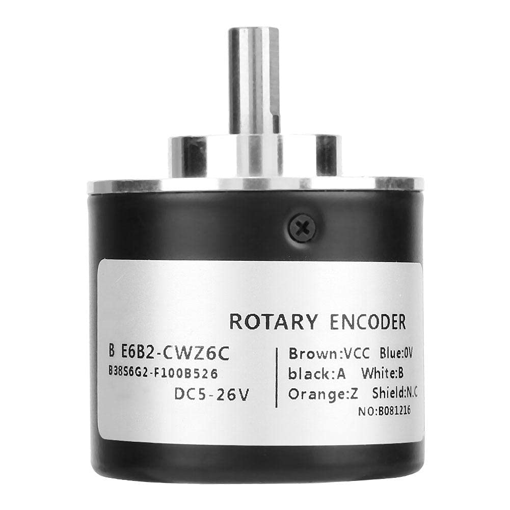 E6B2-CWZ6C Incremental Be super welcome New York Mall Rotary General-Purpose S Encoder