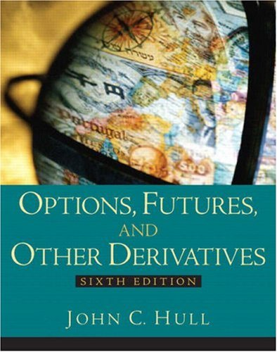 Options, Futures And Other Derivativesの詳細を見る