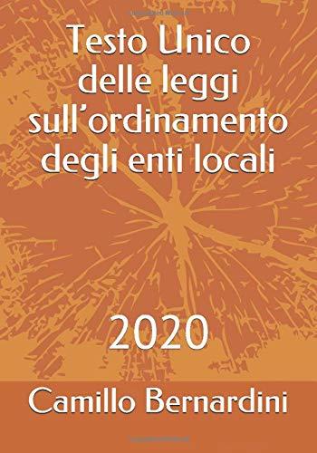 Testo Unico delle leggi sull'ordinamento degli enti locali: 2020