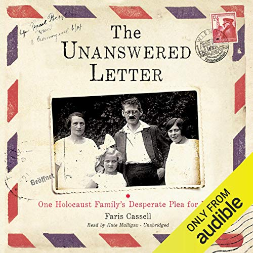 The Unanswered Letter  By  cover art