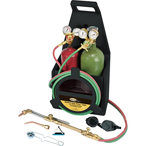 Northern Industrial Welders Victor-Style Torch Kit with Tote
