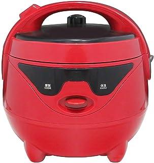 Ollas a presión eléctricas, mini función Arrocera preservación del calor Con capacidad for 2~4 Personas, simple antiadherentes Utensilios for el hogar/dormitorio, 3L / 280 * 280 * 270 mm / 220V /