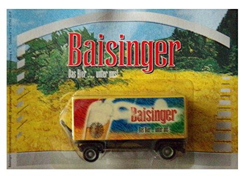 Baisinger Löwenbräu Teufel Nr.01 - Das Bier ..... unter Uns - Hänger